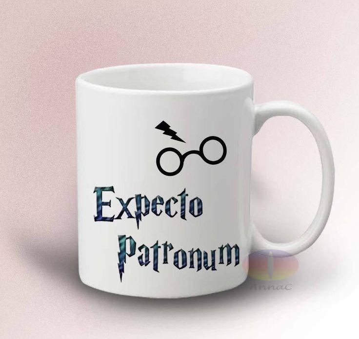 Espresso Patronum Mug Harry Potter 11oz Ceramic Mug