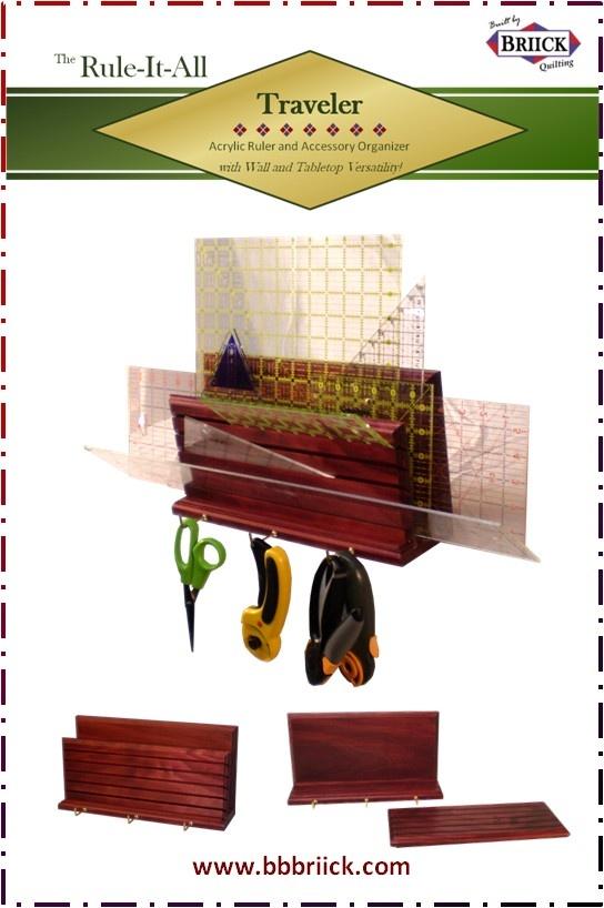 15 best Quilt Ruler Storage images on Pinterest | Storage, Craft ... : quilt ruler holder - Adamdwight.com