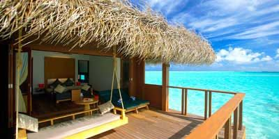 20 of the most affordable over the water bungalows