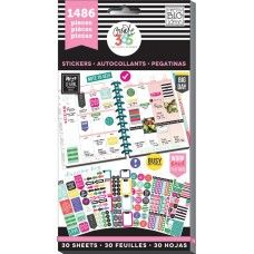 €20.95 MAMBI Value Stickers - Everyday Plans 1486