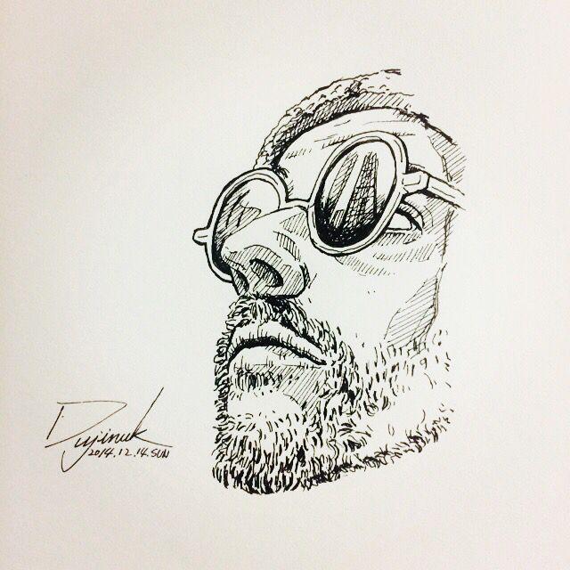 #팬 #팬화 #스케치 #그림 #드로잉 #일러스트 #낙서 #sketch #pen #penart  #pendrawing #pentest #test #portrait  #instaart #illustagram #sketchbook #illustration  #doodle #drawing #ink #instadraw #paper #art #artnerd #linedrawing #urbansketch #urbanart