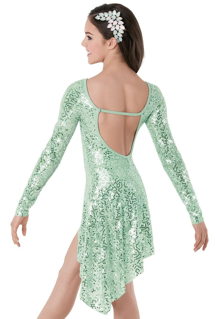 Long dress dance costumes kelley