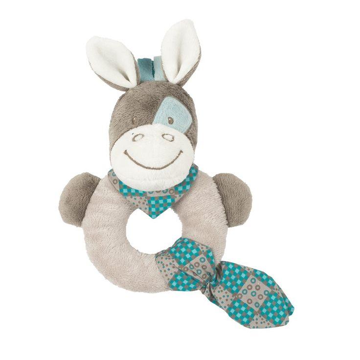 Ringrattle Gaston the horse   Gaston & Cyril   Nattou #baby #bebe #doudou #knuffel #knuffelbeer #cuddlytoy #kuscheltier #nattou #papa #mama #mom #dad #father #mother #parents #maman #grossesse #zwanger #pregnant #pregnancy #zwangerschap #enceinte #cuddly #peluche #plush #Plusch #schwanger #geboorte #geburt #birth #naissance #vater #eltern #mutter #ragdoll #cuddly #toy #cadeau #gift #geschenk #paard #horse #cheval