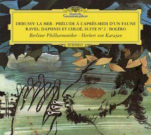 DEBUSSY La Mer / Prélude - Karajan - - Deutsche Grammophon
