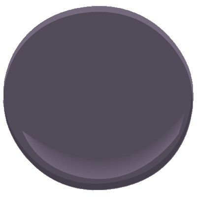 """A gorgeous rich shade of purple. If paired with other dark colors, it can resemble a darker grey & come off more masculine. 