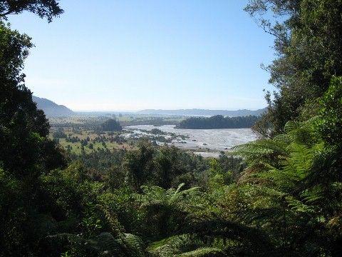 Franz Josef-Queenstown ,,South Island