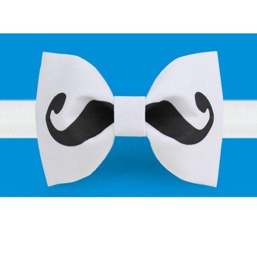 Fashion Bow Tie Lovely Mustache Pattern Men Ties Neckties Boy Bow Tie Tie Clips  http://www.yourneckties.com/fashion-bow-tie-lovely-mustache-pattern-men-ties-neckties-boy-bow-tie-tie-clips/