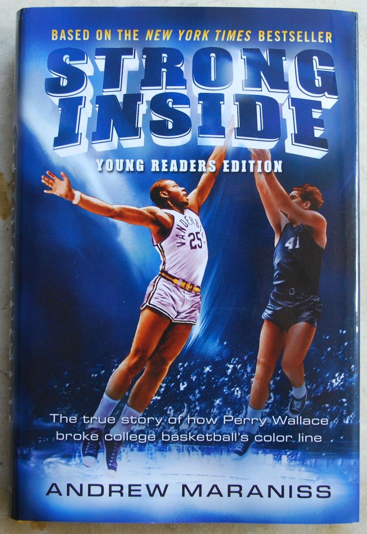 This Thought Provoking Book For Young Basketball Fans Looks At Perry  Wallace As He Becomes The