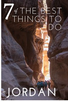 7 Things To Do in Jordan
