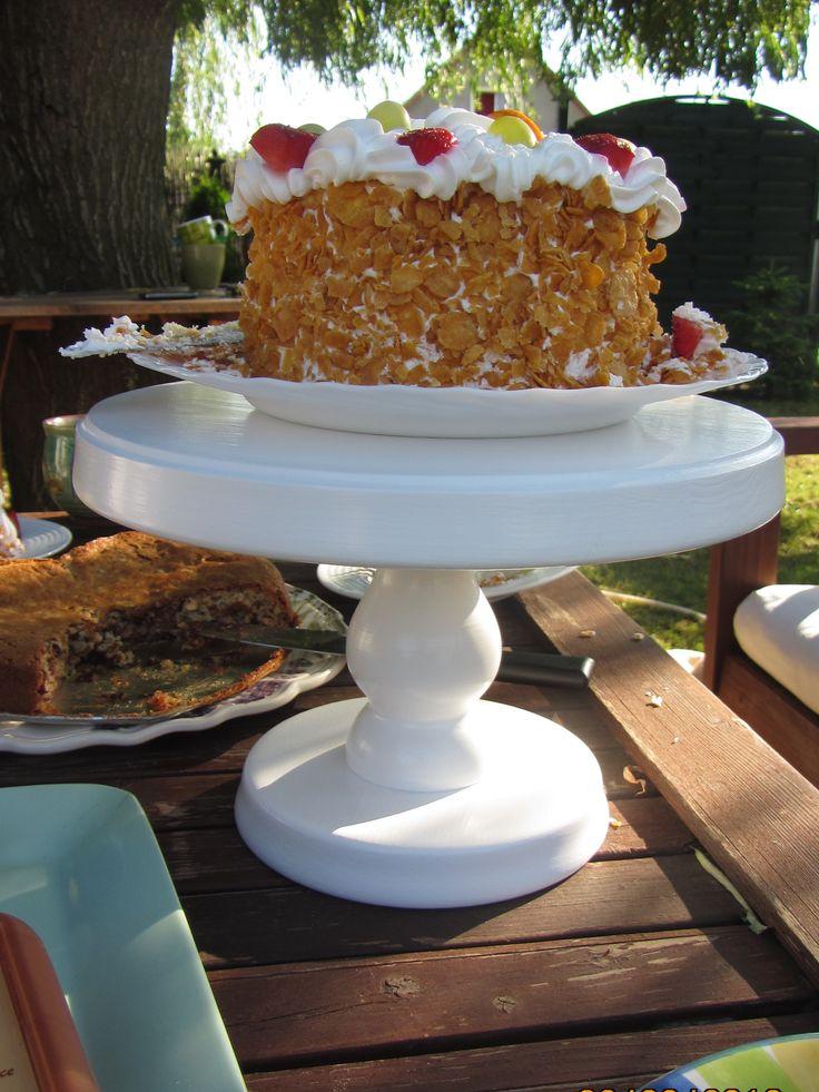 Ágymester tortatál