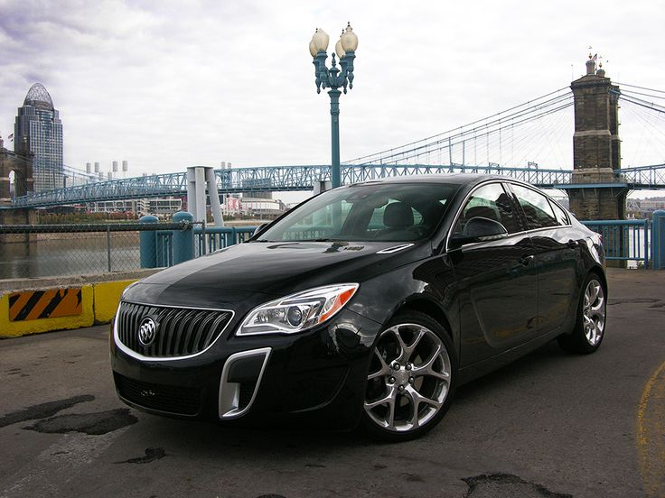 From the outside, the GS doesn't look all that intimidating. In fact, its lines mirror that of its base, non-boosted brethren pretty closely. But with that turbo under the hood... http://www.cheatsheet.com/automobiles/2016-buick-regal-gs-review-luxury-for-around-35000.html/