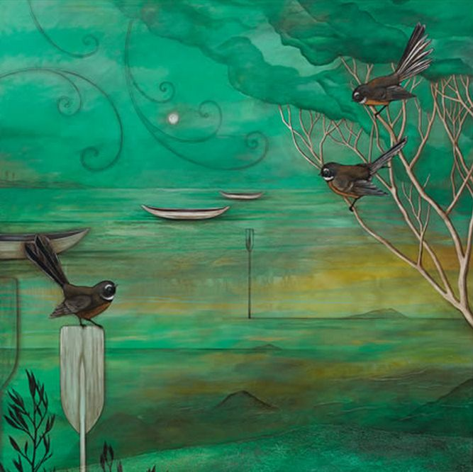 Twilight Trio by Kathryn Furniss Cards available from www.imagevault.co.nz