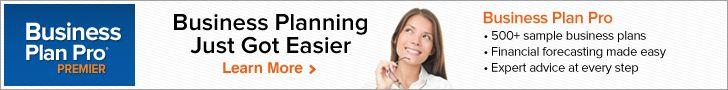 Free Sample Business Plans: Business Planning : PowerHomeBiz.com