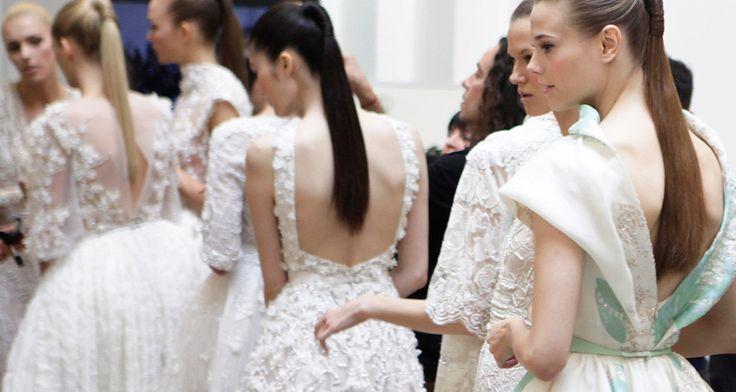 Elie Saab -Ο ράφτης πίσω από τα πριγκιπικά νυφικά των πλουσίων