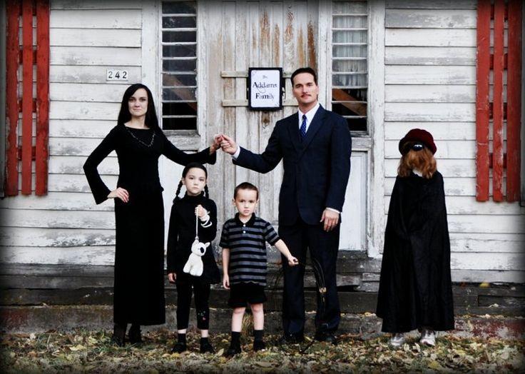 D Guisement De Halloween Pour Toute La Famille