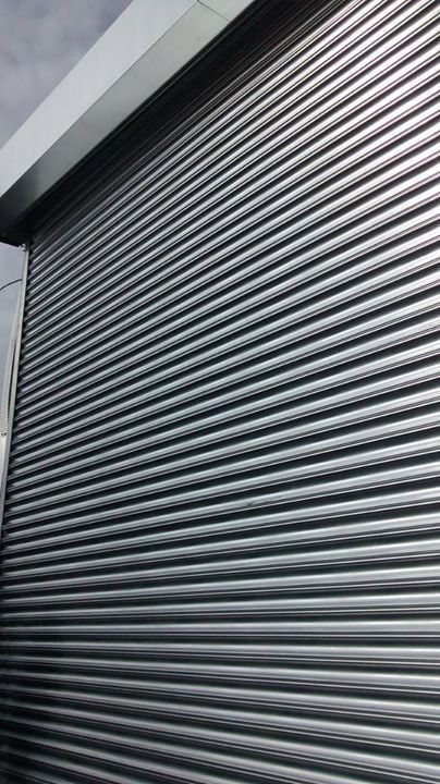 Roller shutter door, industrial, electric, garage, security, door, 3000x3000mm