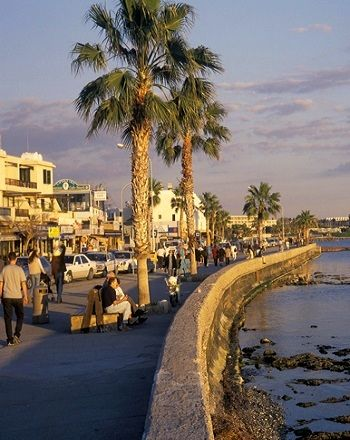 Paphos, Cyprus. Visit Cyprus with us! tricktab.com #travel #Cyprus