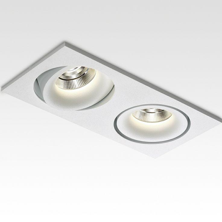 Inbouwspots | Deltalight | Reo 2 S OK LED 202 38 8223; 300 90 92 | Lightmatters