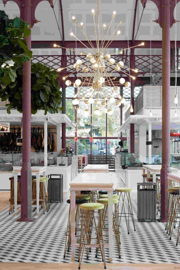 17 mejores ideas sobre dise o de interiores del bar en for Diseno de interiores sevilla