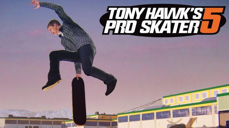 This week: 'Pro Skater 5' on PS3 - http://gamesleech.com/this-week-pro-skater-5-on-ps3/