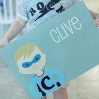 Kid placematAdorable Custom, Superhero Boys, Adorable Personalized, Personalized Placemats W, Personalized Gifts, Fun Kids, Baby Boys, Kids Placemats, Baby Stuff