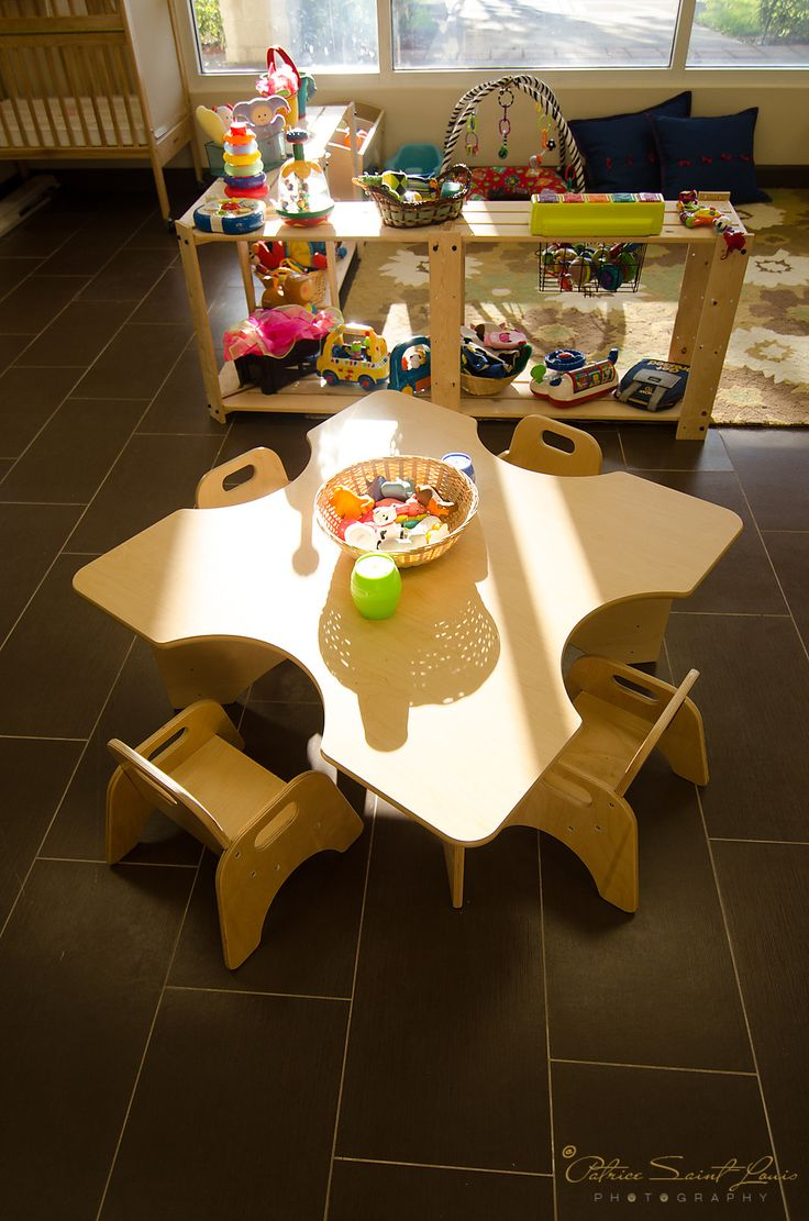 Community Playthings Table Amp Chairs 2 Year Olds