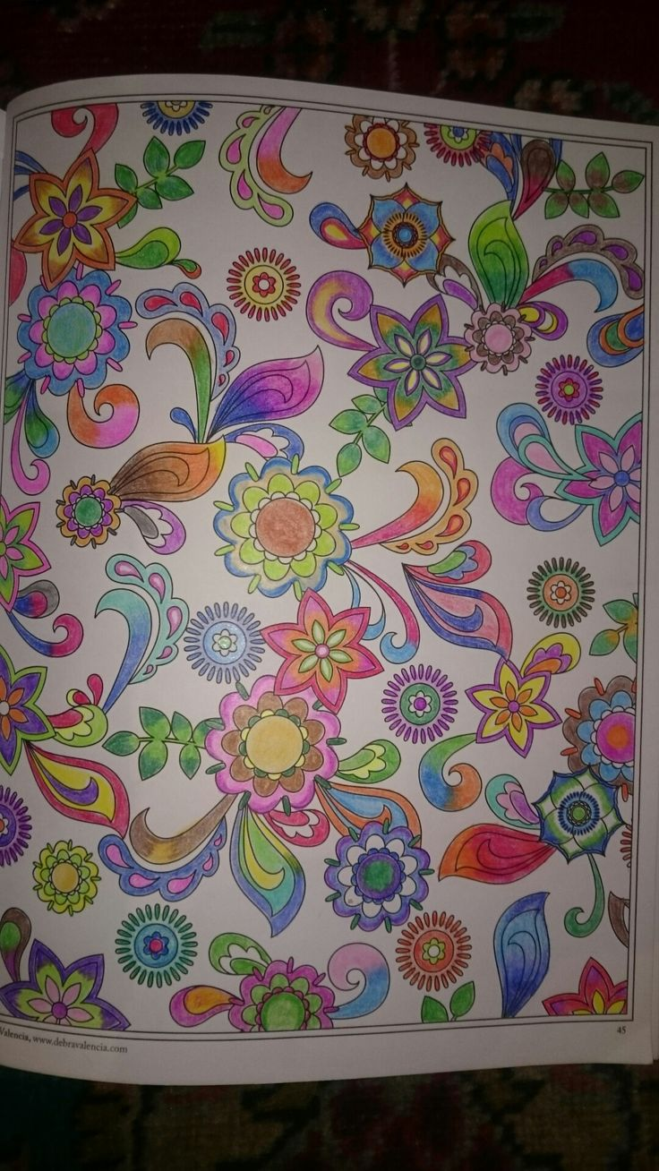 Zendoodle coloring enchanting gardens - See More