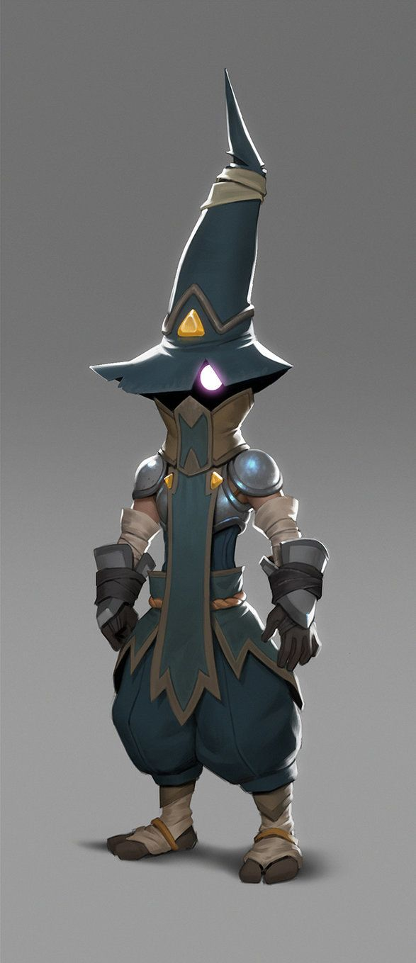Wizard by venumspyder