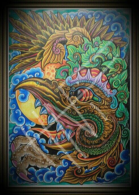 Jatayu.. java culture indonesia