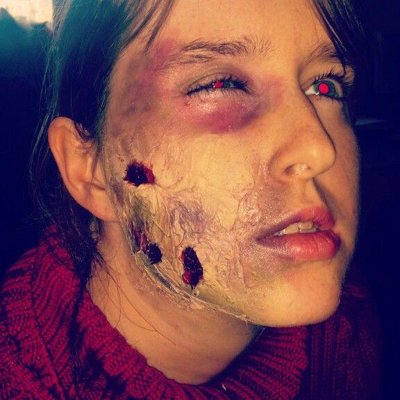 Makeup by Bonnie Robertson