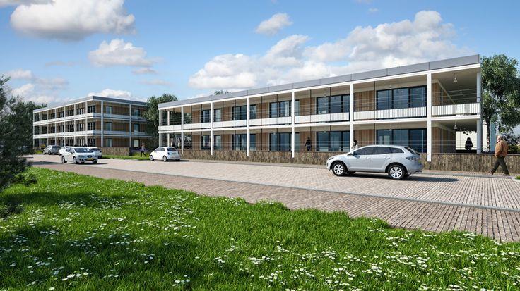 Nieuw Nederland Gemeentewerf Baarn