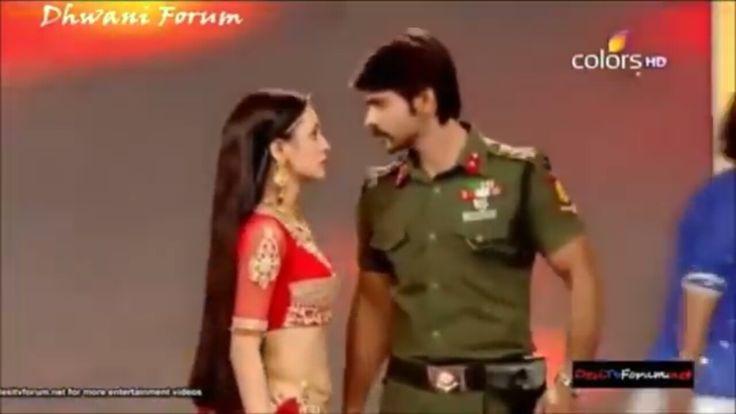Sanaya Irani and Ashish Sharma dance performance Grand Finale