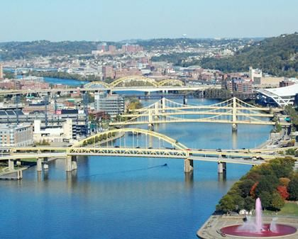 10 reasons to visit Pittsburgh