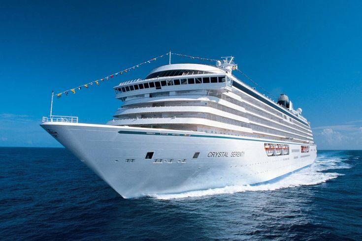 Crystal Serenity - Crystal Cruises