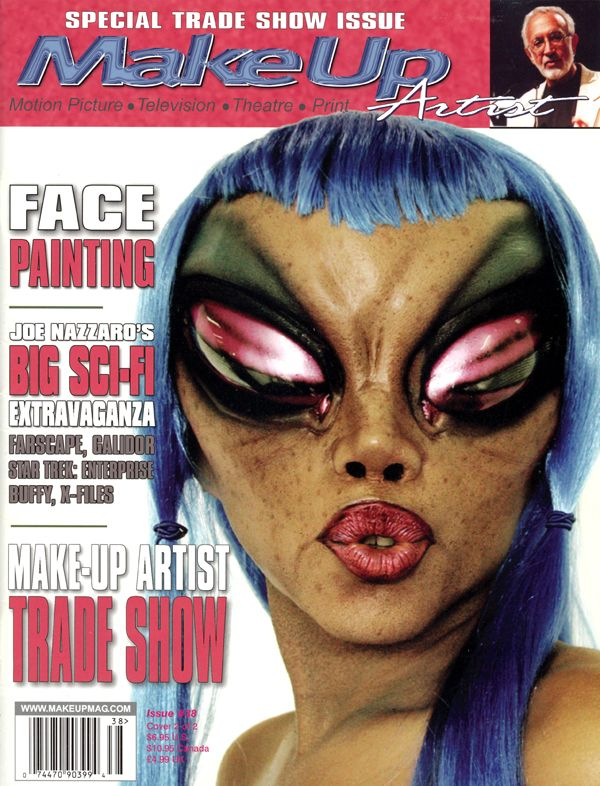 161 best makeup artist magazine covers images on