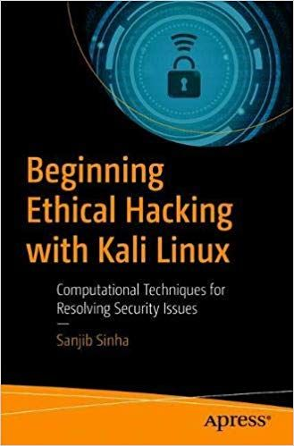 Get started in white-hat ethical hacking using Kali Linux. This book starts  off by giving you an overview of security trends 2e17533c05a