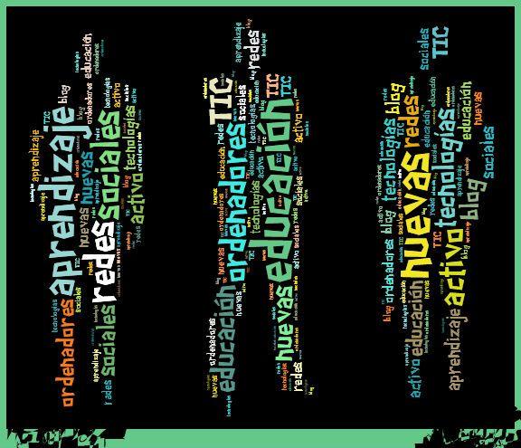 imagen compuesta por una nube de palabras en taxedo sobre la asignatura