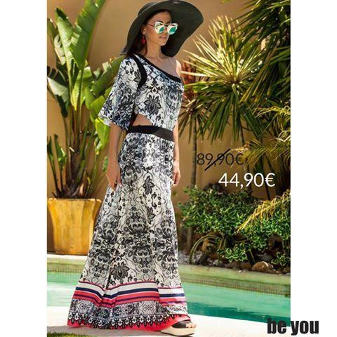 Make it an endless summer... Φόρεμα > http://goo.gl/EZwvpz #sales #beyoucomgr #maxidress #sexy #prints