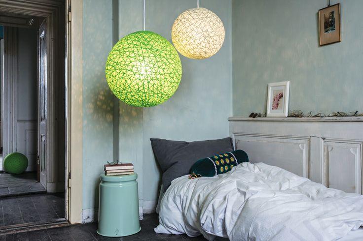 BIG by Vasanthi. Photo @Martin Kaufmann Stylist @Sanne Korsholm #vasanthidk #vasanthi #styling #pendants #interioerdesign #interioer #lamps #colourmehappy