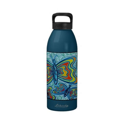 WATER BOTTLE: We are selling Butterflies Water Bottle in 3 sizes.