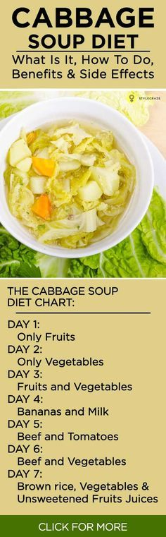 What Is It, How To Do, Benefits And Side Effects. October 16, 2015. Cabbage soup as a Diet Buster – Bring it on! In the present day ..