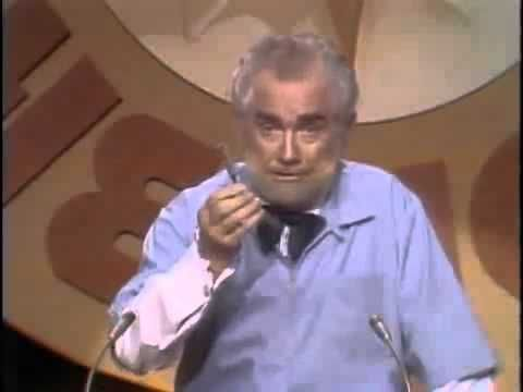 Foster Brooks Roasts Telly Savalas Man of the Hour - YouTube