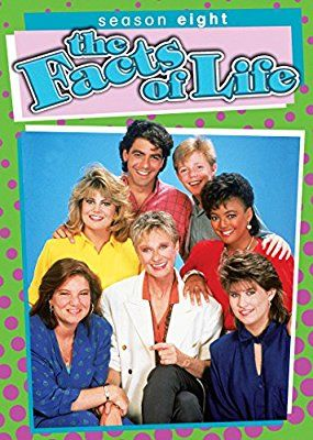 The Facts Of Life:Season 8: Amazon.ca: Lisa Whelchel, Kim Fields, Mindy Cohn, Asaad Kelada, Valentine Mayer John Bowab: DVD