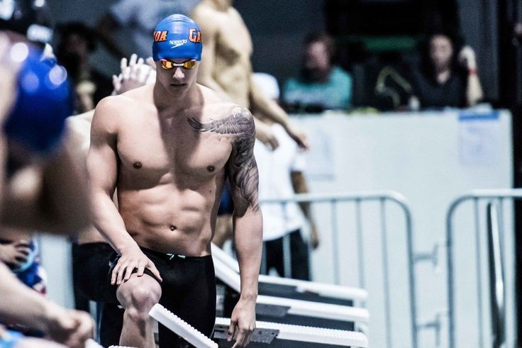 Caeleb Dressel Keeps Daily Practice Logs (Video Interview)