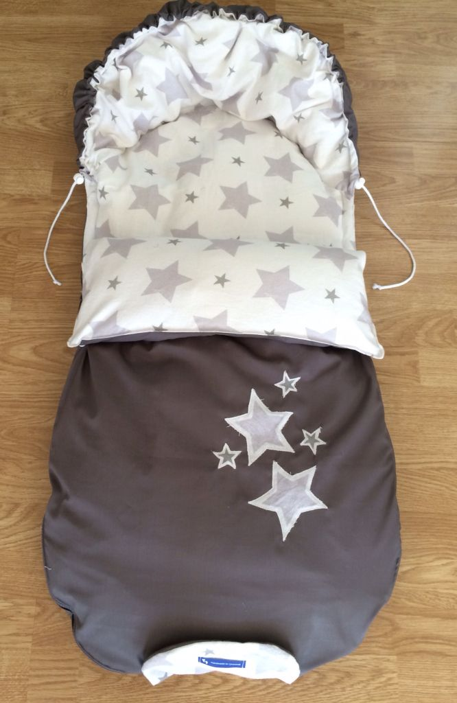 Vognpose med stjerner