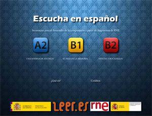 Escucha en español