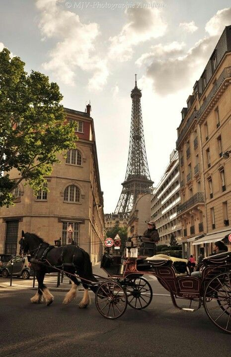 Parisian carriage
