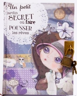 Journal intime Verity Rose http://www.brindambiance.com/154-verity-rose
