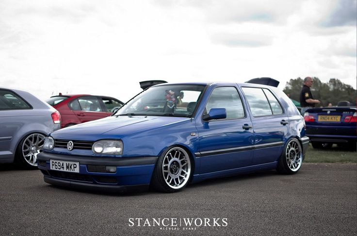 VW-Golf-Mk3-2 I LOVE this car!