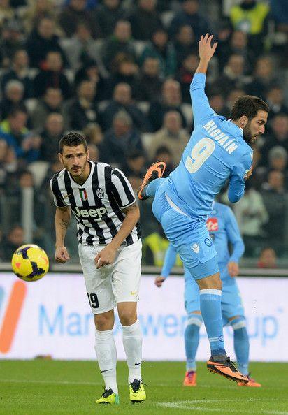 Gonzalo Higuain - Juventus v SSC Napoli